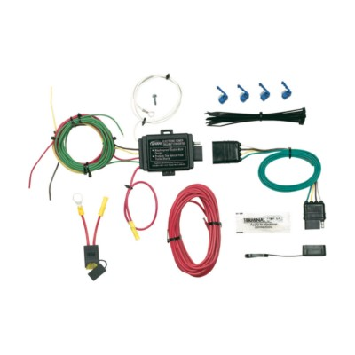 Trailer Wiring Harness - Tow Vehicle - Semi-Custom BK 7551596 | Buy on trailer generator, trailer plugs, trailer fuses, trailer brakes, trailer hitch harness, trailer mounting brackets,