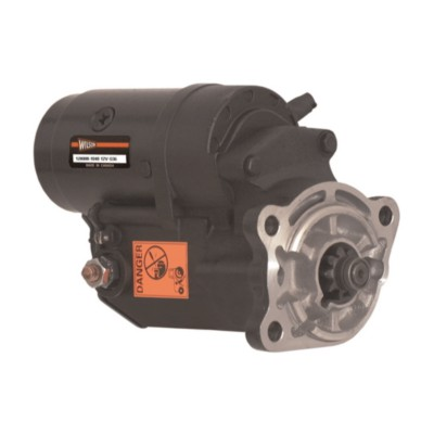 Starter Remfd H D Truck Denso Wilson Electrical Wil 91295128