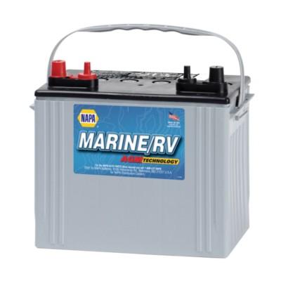 napa battery - absorbent glass mat 525 cca absorbed glass mat (agm) bat  9824m