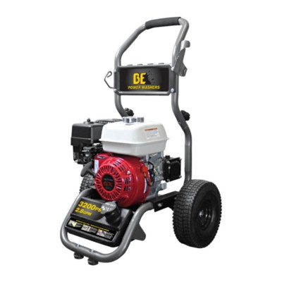 Pressure Washer Cold 3200 Psi Gas 2 8 Gpm Bep Be3265ha