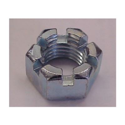 3//4 unc castle nut slot nut..tractors trailers other vechicles