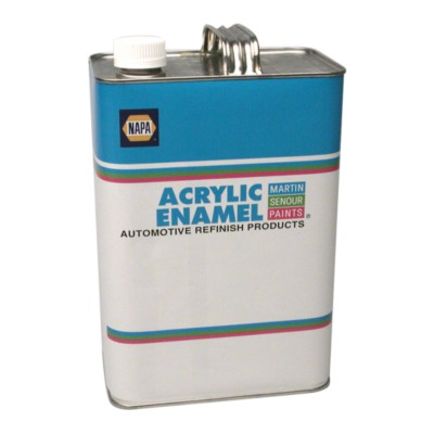 paint reducers automotive refinishing acrylic enamel ms gal8832