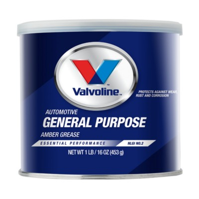 General Auto Parts >> Valvoline General Purpose Ep Grease 1 Lb