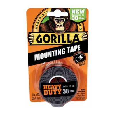 Mounting Tape Black Gorilla Heavy Duty Mounting Tape NCB 6055002-1