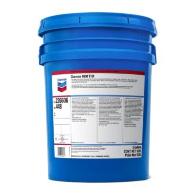 Chevron 1000 THF Hydraulic Fluid - 5 gal