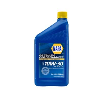 Napa Premium Performance 10w30 Motor Oil 1 Qt Nol 75130