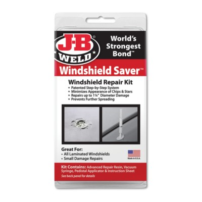 Windshield Repair Kit JB Weld