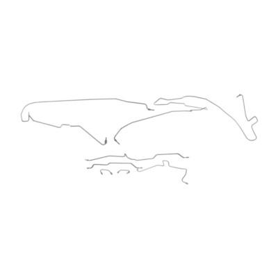 Brake Line UP 91902201 | Buy Online - NAPA Auto Parts