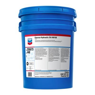 Chevron AW ISO 68 Hydraulic Oil - 5 gal