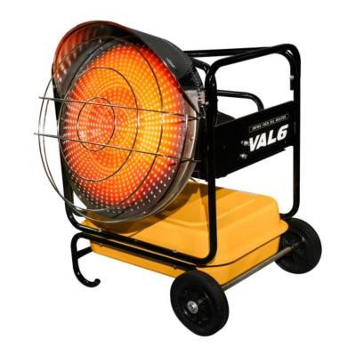 Heater – VAL6 Portable Radiant, KBE5S-V – 111,000 BTU (KBE5SV) Part Number : EL 06001074