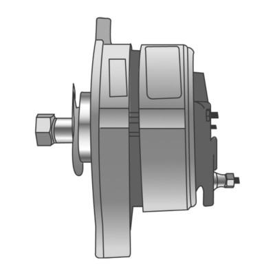 Alternators - Remfd - H/D Truck Thermo King / Motorola
