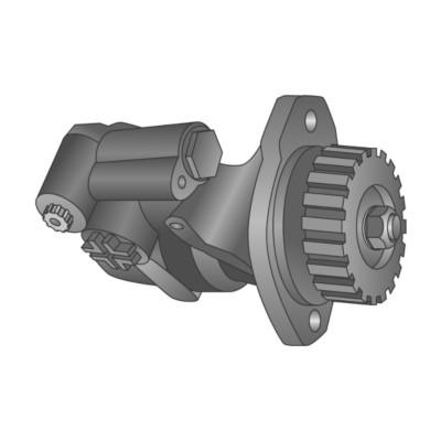 ZF Power Steering Pump - Remanufactured MBI RP11001X | Buy Online