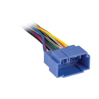 balkamp radio installation wiring harness bk 7304640