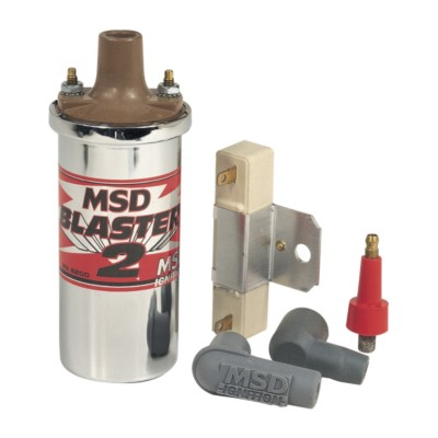 Ignition Coil - MSD Ignition BK 7357280   Buy Online - NAPA Auto Parts