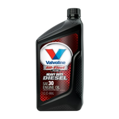 Valvoline All Fleet Plus 30w Motor Oil 1 Qt Val 822404 Buy
