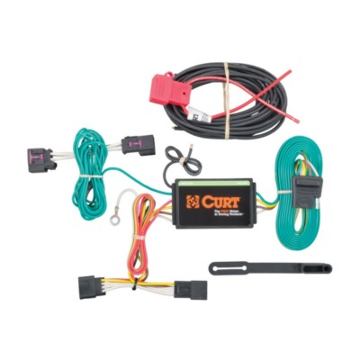 Custom Wiring Harness BKN CUR56214   Buy Online - NAPA Auto Parts on 4 flat connector, molded connector 6-way trailer harness, 4 flat engine, 4 flat mounting bracket, 4 flat tires, toyota sequoia 2001 2007 towing harness, 4 point wiring harness, 7 flat wiring harness, 3 flat wiring harness, 4 flat wiring adapter,