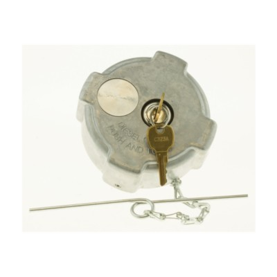 MotoRad 2522-00 Heavy Duty Fuel Cap with Lock