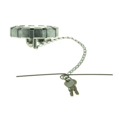 MotoRad 2531-11 Heavy Duty Fuel Cap with Lock
