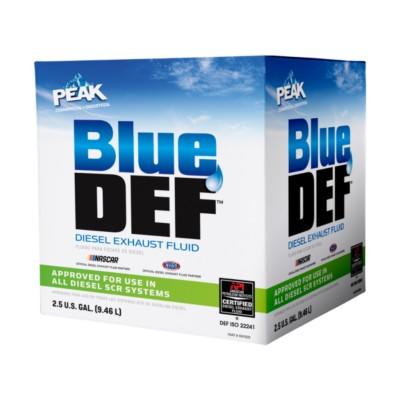 Diesel Exhaust Fluid (DEF) - 2 5 gal