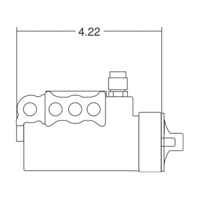 governors air brake compressor remfd h d truck d2. Black Bedroom Furniture Sets. Home Design Ideas