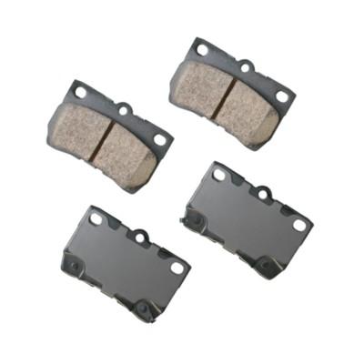 Akebono Brake Pads Rear Ceramic AKE ASP1113 | Buy Online