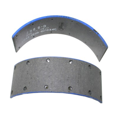 Haldex Brake Shoe Friction Lining MBI TS2086D | Buy Online