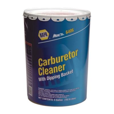 Carburetor & Choke Cleaner 5 GAL MAC 6406   Buy Online - NAPA Auto