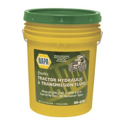 Hydraulic Fluid - All-Purpose Tractor 5 GAL NHF 85475 | Car