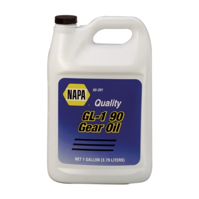 NAPA GL-1 90 Gear Oil 80W90 1 gal NHF 65201-1