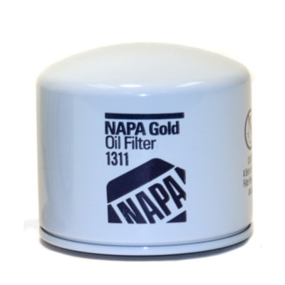 NAPA Gold Oil Filter Spin-On Enhanced Cellulose