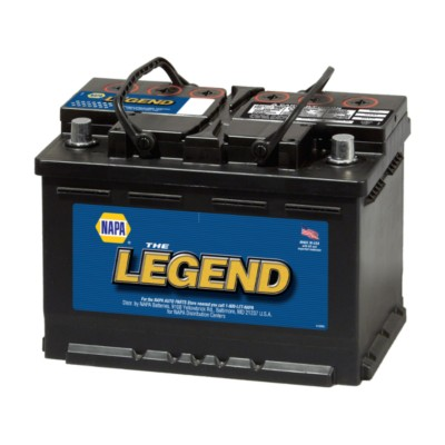 NAPA Legend Vehicle Battery BCI No  48 680 CCA Wet BAT 7548 | Buy