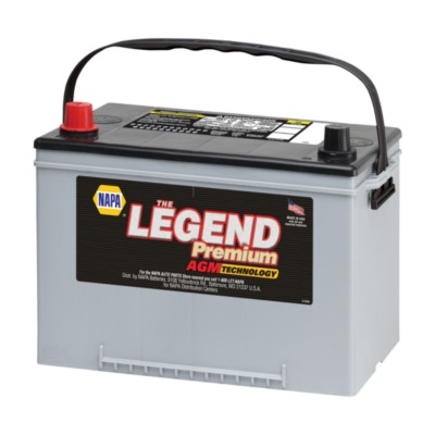 Aaa Battery Promo Code >> NAPA The Legend Premium AGM Battery BCI No. 34 750 A Glass Mat BAT 9834 | Buy Online - NAPA Auto ...