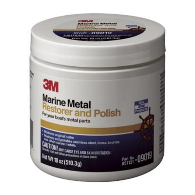 Waxes Cleaners Polishes Universal Marine 3m Marine Metal