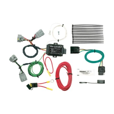 on trailer wiring harness parts