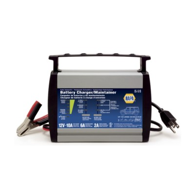 Battery Charger 10/6/2 Amp 12 Volts Automatic Bench NBC 85510 | Buy on