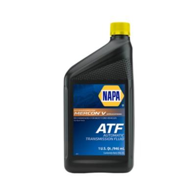 Napa Premium Performance Mercon V Automatic Transmission Fluid 1 Qt Nol 75207