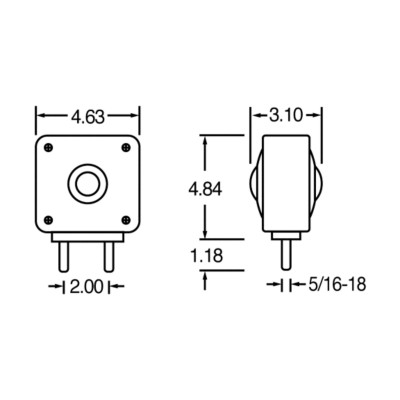 lamps / turn signal napa lighting (truck lite) kenworth # k256d324 on  12 volt