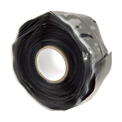 Self Fusing Tape, Wrap And Seal, Black NW 784301-1