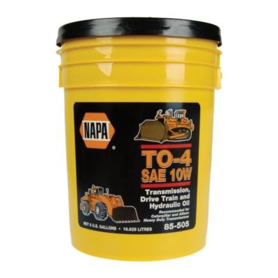 Hydraulic Fluid 5 GAL SAE 10W Hydraulic Oil
