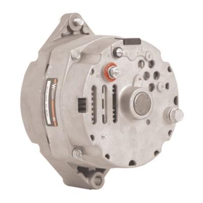 Alternator - Remfd - H/D Truck Delco Remy 10SI Wilson