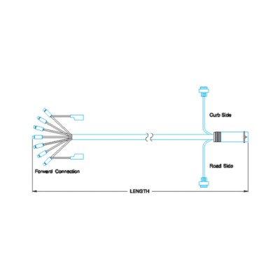 Trailer Wiring Harness - H/D Truck GRO 016661A2   Car Parts & Truck Parts    NAPA Auto PartsNAPA Auto Parts