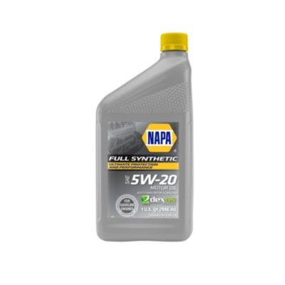 Napa full synthetic 5w20 motor oil 1 qt nol 75530 buy for Synthetic motor oil sale