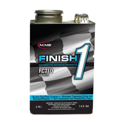 Paint Top Coat Clear - Automotive Refinishing Not For Sale