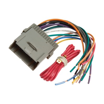 raptor radio installation wiring harness bk 7305908