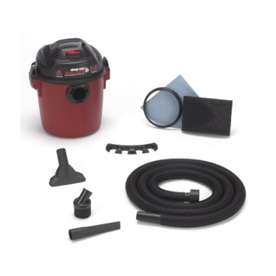 Vacuum Cleaner - Shop-Vac Bulldog(R) 4 gal 2 HP 123 cfm SHV 5850300-1