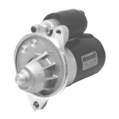 Starter with Solenoid - Remanufactured