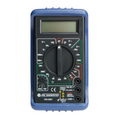 Digital Meter, TrueBlue Jr. BK 7002601-1