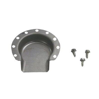 Muffler Exhaust Deflector - Power Equipment Briggs