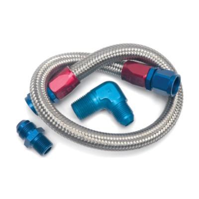 Edelbrock Carburetor Fuel Line Kit BKN EDE8122   Buy Online