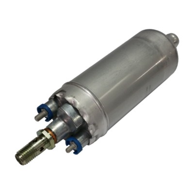Fuel Pump - Electric In-Line - Solid State - Cylindrical